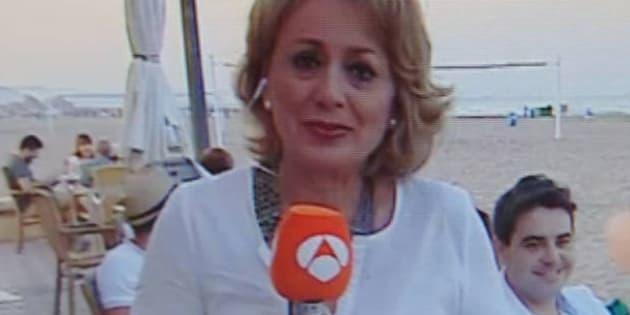 El troleo monumental a una reportera de Antena 3 en pleno directo