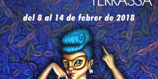Indignación por el cartel de Carnaval de Terrassa