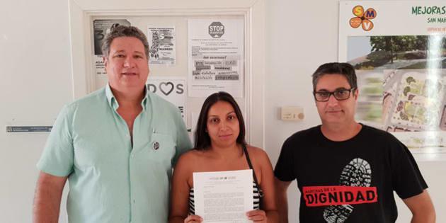 La ONU pide paralizar otro desahucio de una familia con dos hijas en San Martín de la Vega o facilitarles otra vivienda