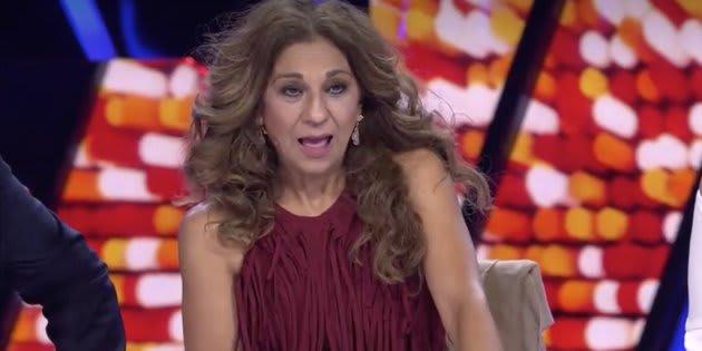 El patinazo de Lolita Flores en 'Tu Cara Me Suena' que más risas ha generado