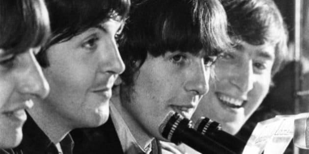 Esta foto de un concierto de Los Beatles sirve a Jack White para callar ataques homófobos
