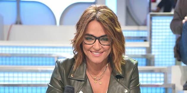 Toñi Moreno se estrena como sustituta de Emma García en 'Mujeres y Hombres y Viceversa'