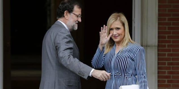 Rajoy tiene la agenda completa para ver a Cifuentes: No hay urgencia