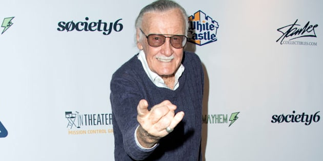 Stan Lee, creador de los superhéroes Hulk, Spiderman y X-Men, acusado de acoso sexual