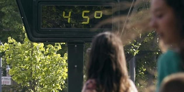 El año 2017 ha sido el más cálido en España desde que hay registros