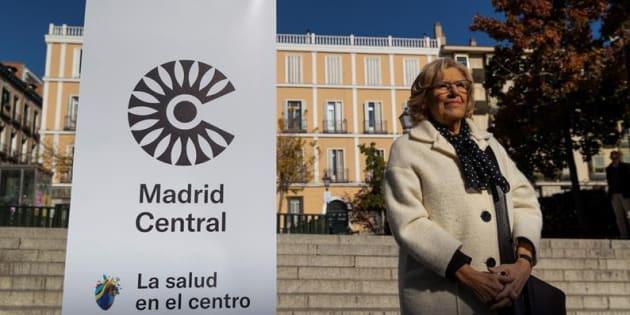 Las sanciones de Madrid Central comenzarán a imponerse desde este sábado