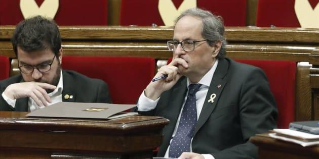 El Parlament reprueba al rey y propone abolir la monarquía