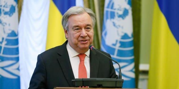 La ONU no se sumará a ningún grupo sobre la crisis en Venezuela