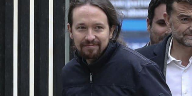 Iglesias critica a la Audiencia Nacional por no actuar contra el francotirador