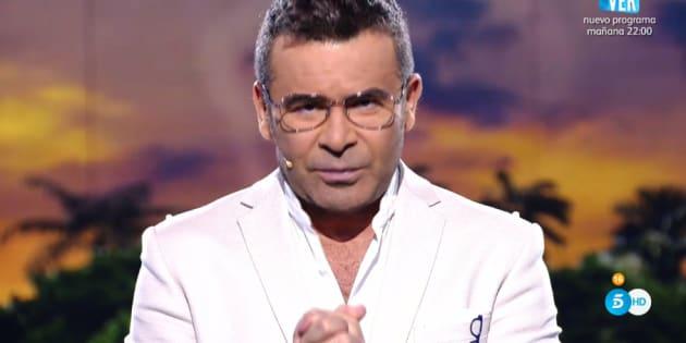 La pulla de Jorge Javier Vázquez a 'La Catedral del Mar' de Antena 3 en 'Supervivientes'