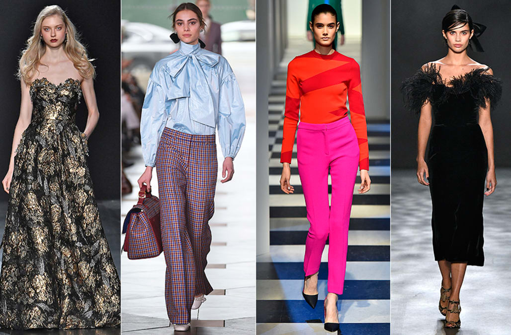 8 Biggest Trends Of New York Fashion Week Fall 2017
