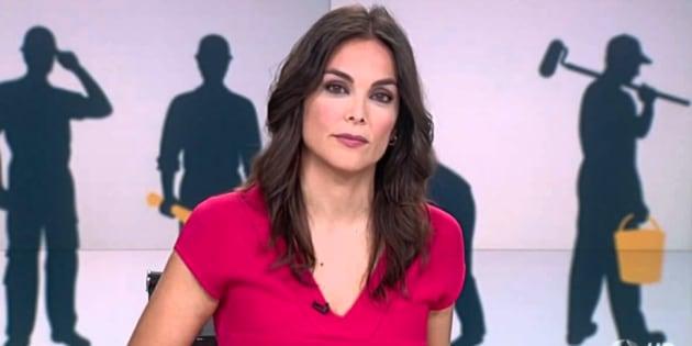 Mónica Carrillo ('Antena 3 Noticias') estalla en Twitter: Esto es una vergüenza