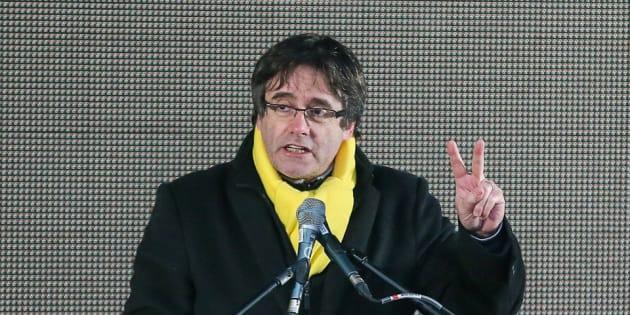 Puigdemont y Rovira pactan en Bélgica la investidura y una Mesa independentista