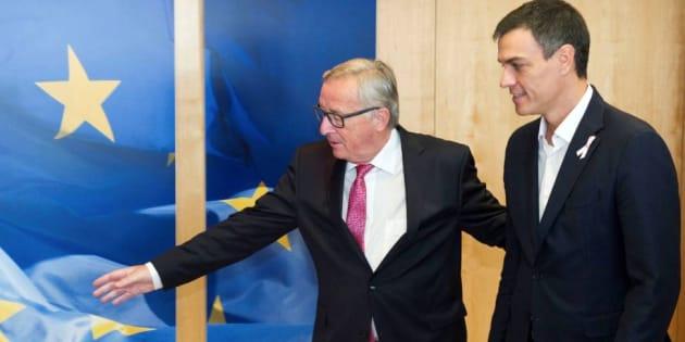 Sánchez exhibe músculo europeo
