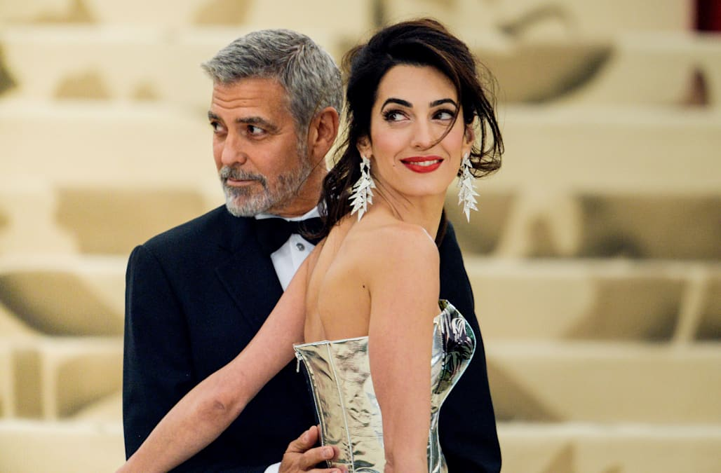 Amal Clooney Fashion Style Tips for the Office