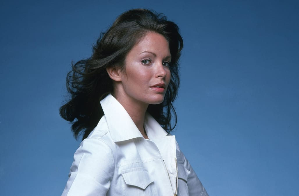 Agedefying Charlies Angels actress Jaclyn Smith 70