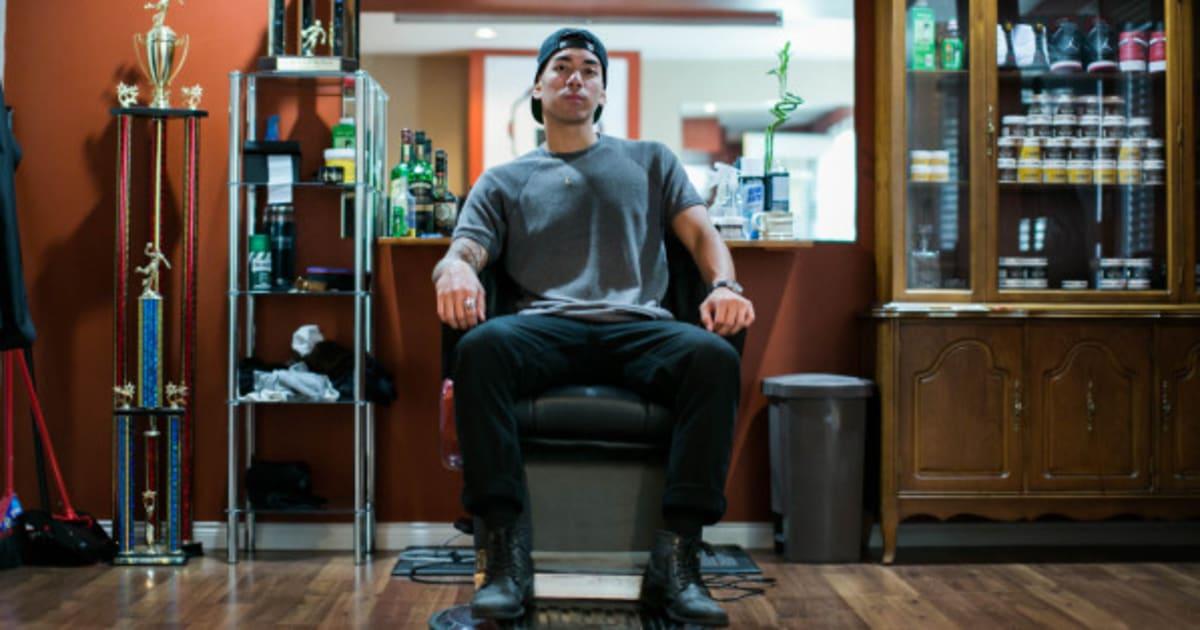 Haircut broadway vancouver