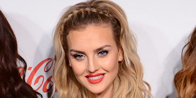 Perrie edwards nose job