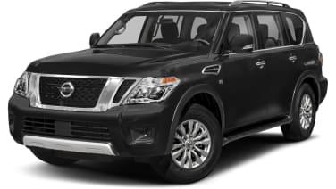 2017 Nissan Armada vs 2017 Toyota Sequoia and 2017 Chevrolet