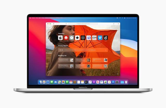 Apple macOS Big Sur