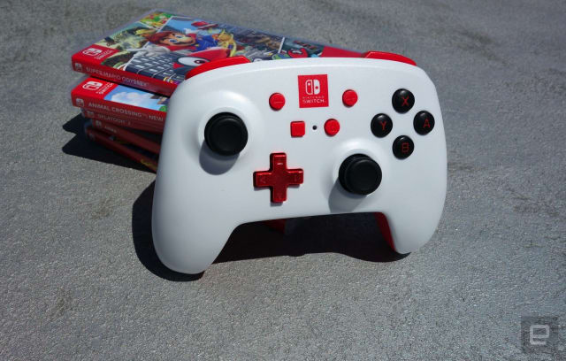 PowerA Nintendo Switch Pro Controller