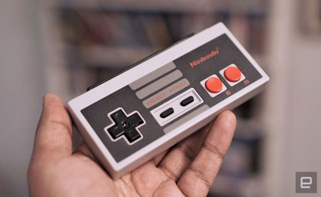 NES Switch controller