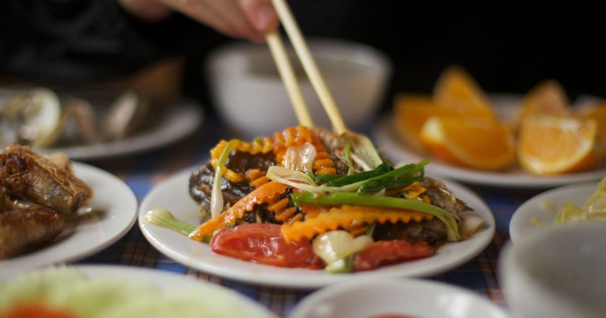 Healthy Eating: Seven Reasons Why You Should Start Eating Vietnamese Food