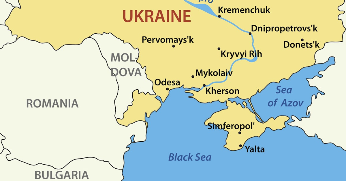 Crimea Map Tatar Crimean In Ukraine Joshua Project Emine Dzheppar - Kremenchuk map