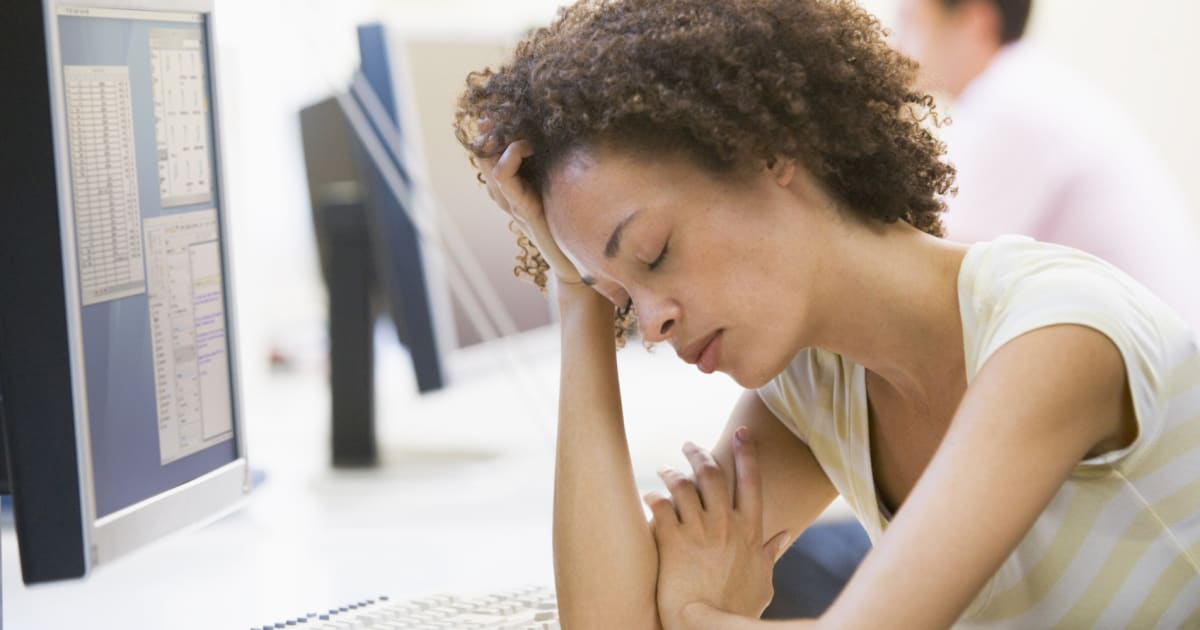 stress illness in the workplace