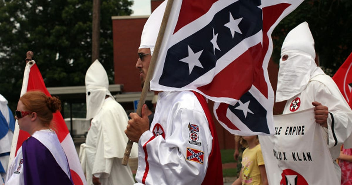 the real intention of a racist organization the ku klux klan The scene at a ku klux klan initiation then one new member was selected from the mob and ceremoniously knighted into the organization in behalf of all the.