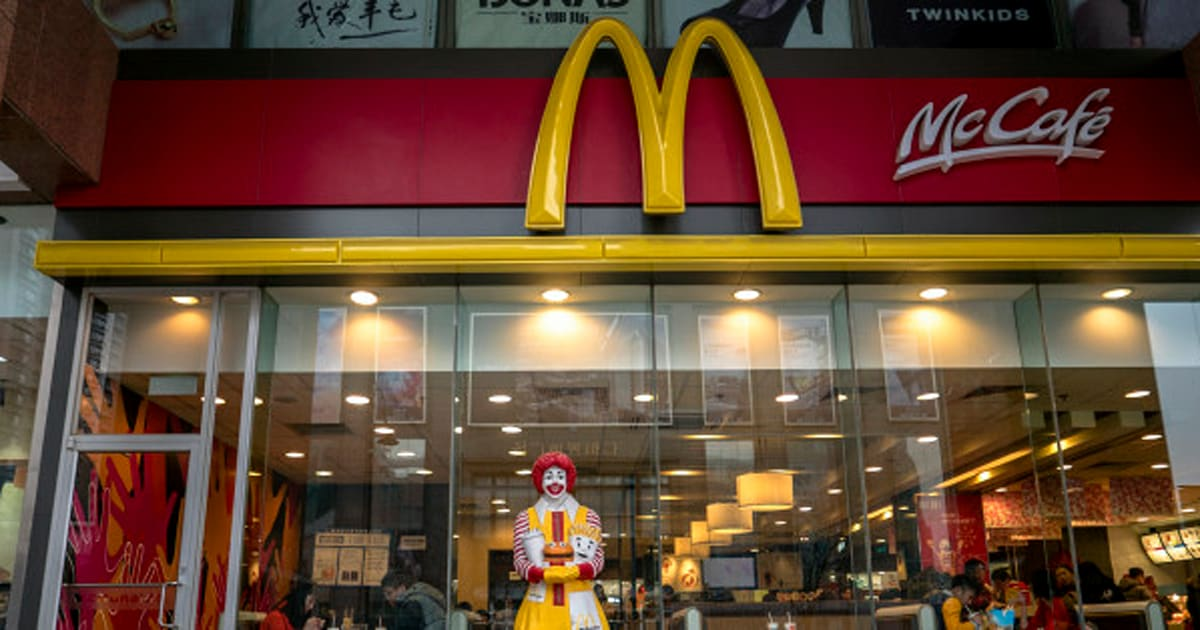 mcdonalds should be banned The fast-food chain has a complicated history with several countries here's why mcdonald's is banned in iceland, bolivia, and seven other nations.
