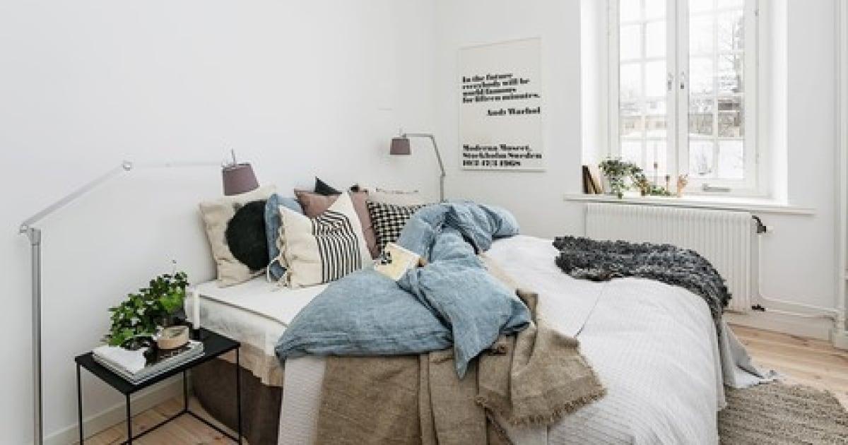 kissen als deko im bett praktisch oder unpraktisch. Black Bedroom Furniture Sets. Home Design Ideas