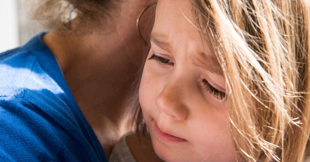 Der Morgen, an dem meine Tochter mich als die