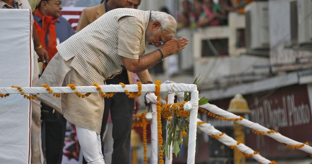 The Sardar Sarovar Project Will Be Centrepiece Of BJPs Gujarat Poll Game Plan