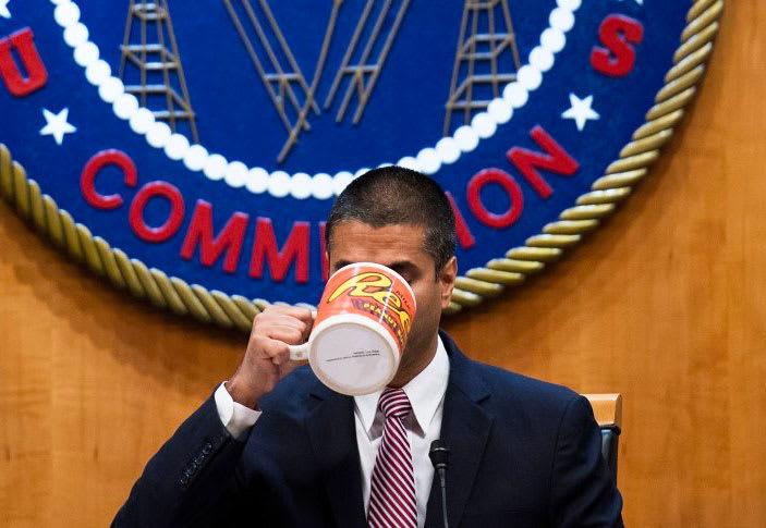 FCC被迫要求公众对废除网络中立做出反馈