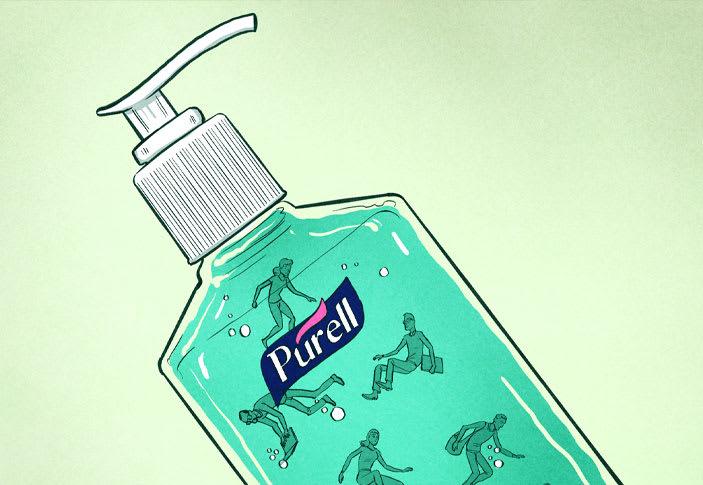 Coronavirus bursts Big Tech's bubble