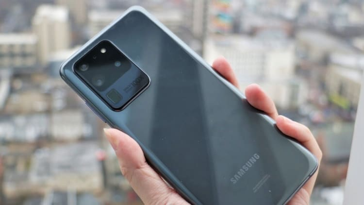 Samsung Galaxy S20 Ultra review: Big, Beefy and Bombastic/Bougie