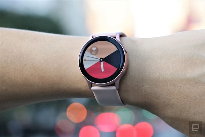 Samsung Galaxy Watch Active 2 drops to $199 at Microsoft's store