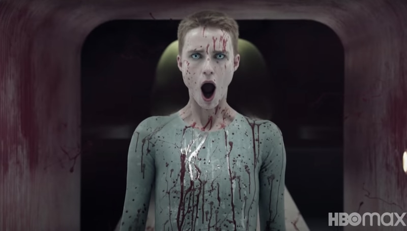 Watch the first trailer for Ridley Scott's creepy android series on HBO Max