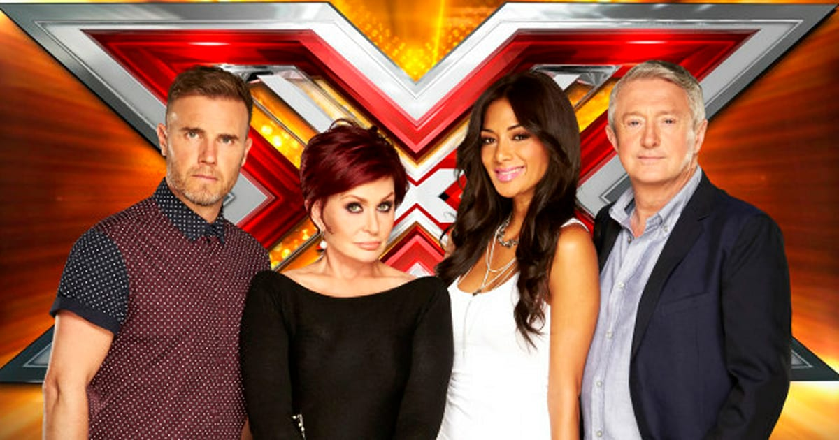 'The X Factor' Fifth J...