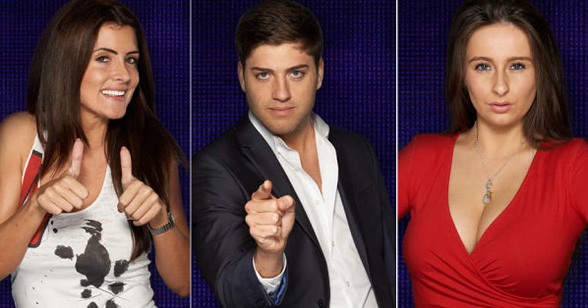 Celebrity Big Brother housemates try to get Jess Impiazzi ...