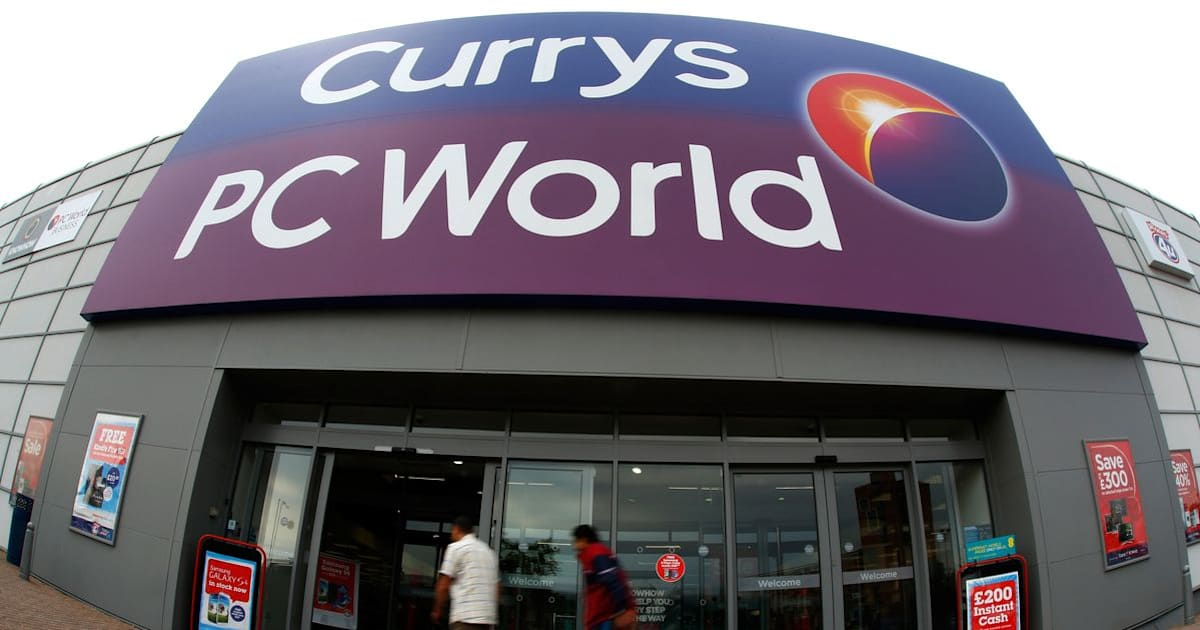 Best Cyber Monday 2016 Deals At Currys Pc World For Tvs