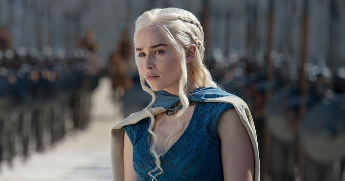 Emilia Clarkes recent nude scene on Game of Thrones is