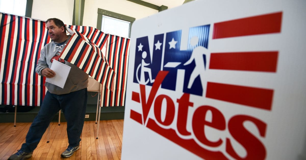New Hampshire Republicans Are Pushing Another Measure Restricting Who Can Vote