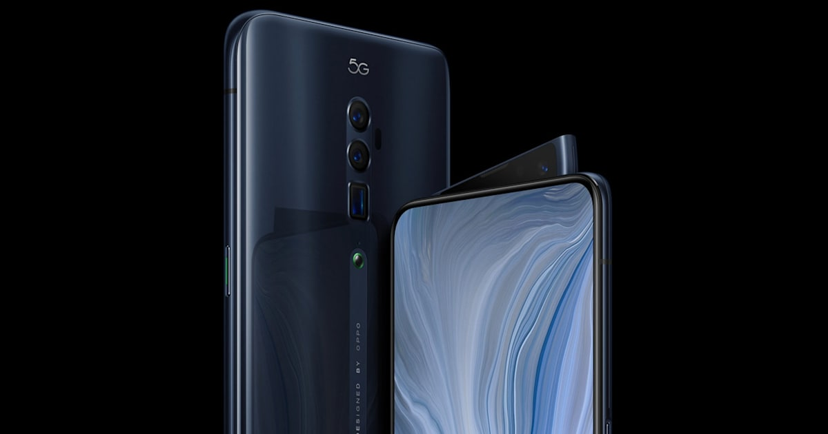 82f85600feb Techmeme: Oppo announces Reno flagship with Snapdragon 855, 6.6-inch FHD+  AMOLED display, pop-up camera, three rear-cameras with 10x hybrid zoom, ...