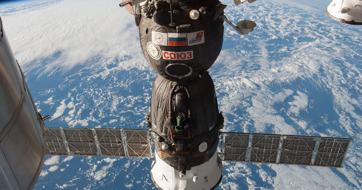 Soyuz astronauts safe after failure forced an emergency landing