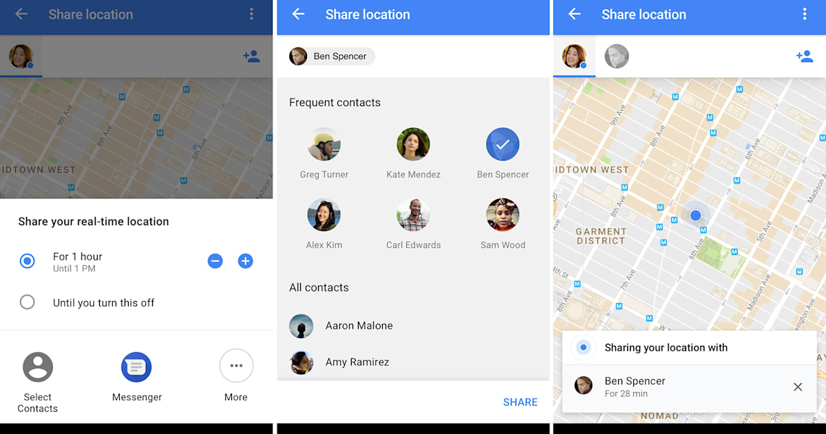 Google Maps Location Sharing Feature Requests Home