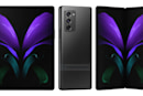 Samsung Galaxy Z Fold2 leak shows improved hinge design