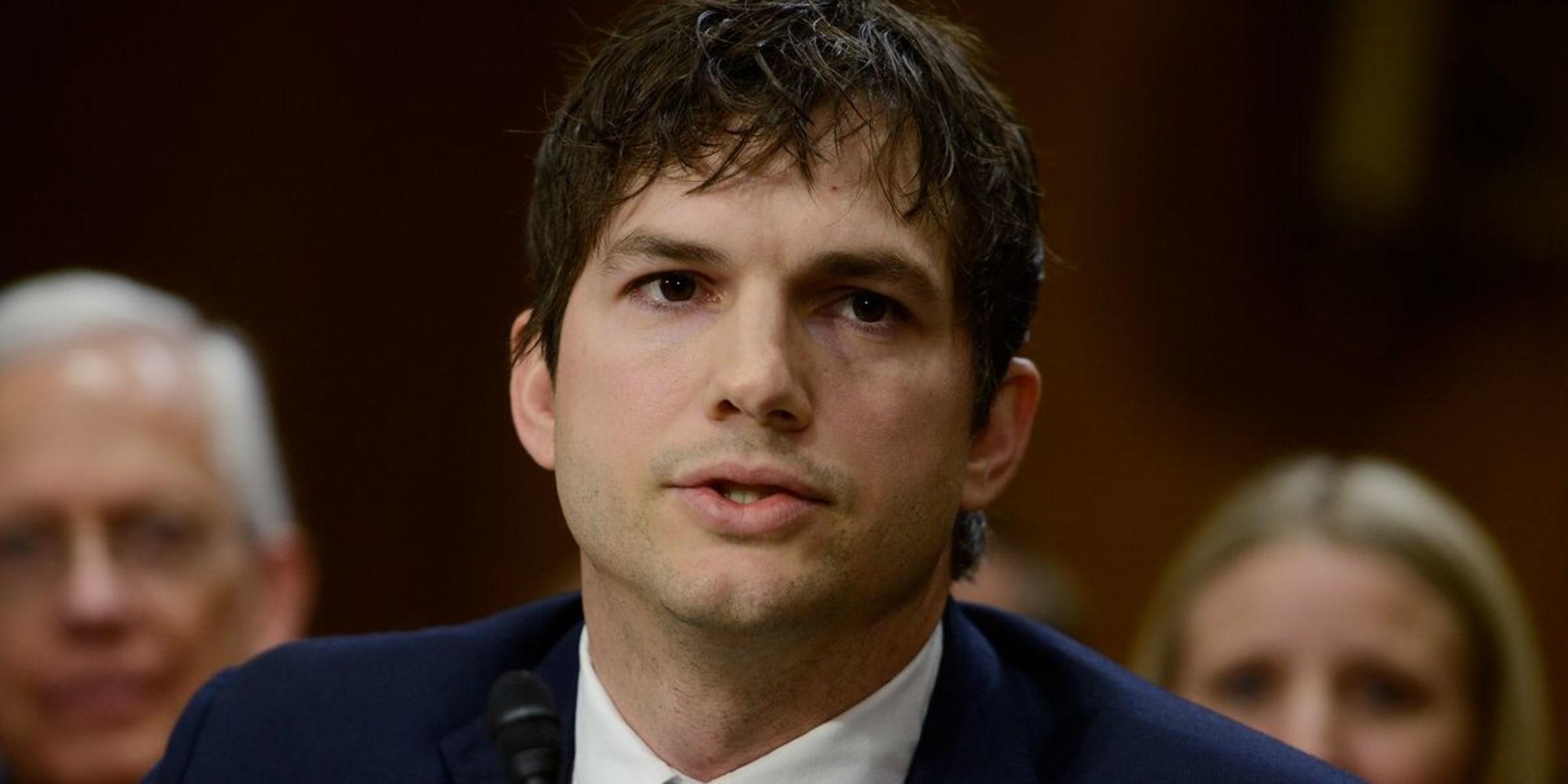 Entertainment Ashton Kutcher