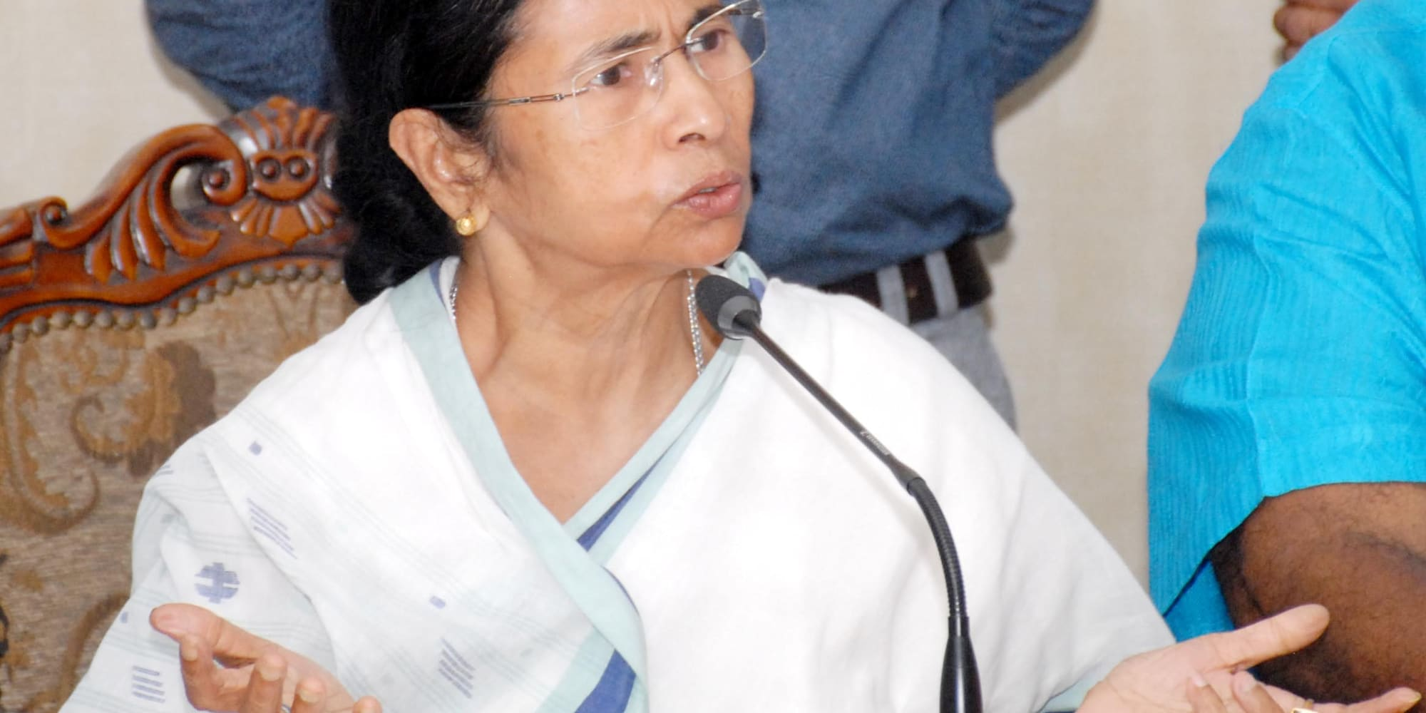Will agitate against mamata banerjee for attacking our workers bjp the indian express -  The Governor Threatened Me Says Mamata After Violence Over Blasphemous Facebook Post In West Bengal